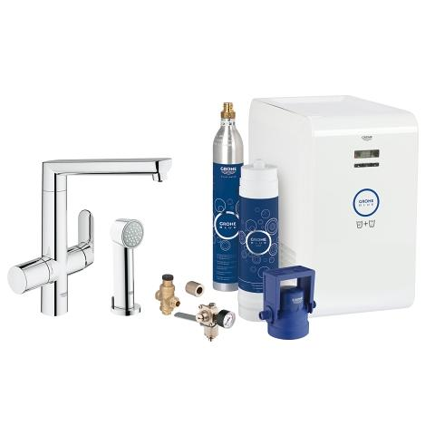 GROHE Blue K7 Professional Start paket