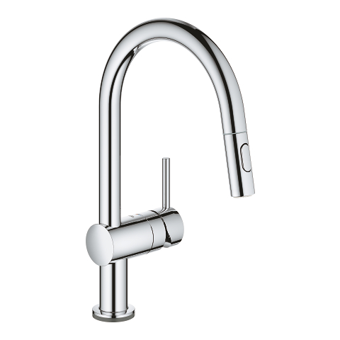 Minta Touch Electronic single-lever sink mixer 1/2″