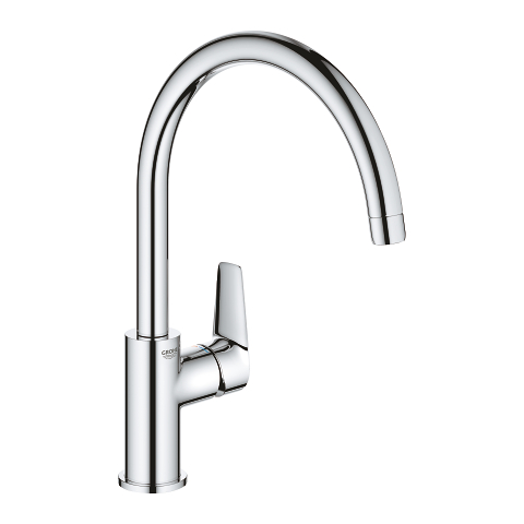 BauEdge Single-lever sink mixer 1/2″