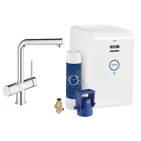 GROHE Blue Minta Chilled Starter Kit