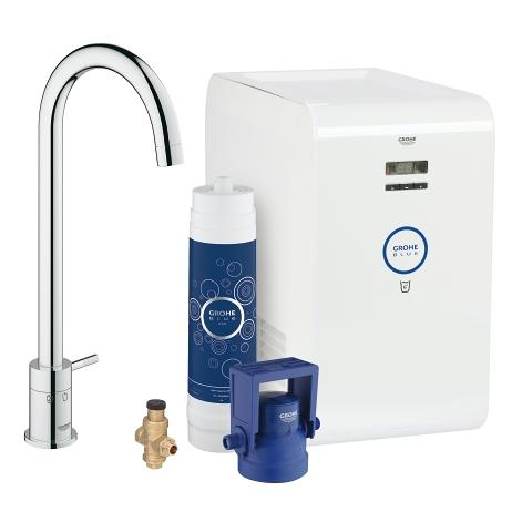 GROHE Blue Chilled Starter kit