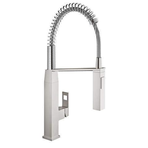 Eurocube Single-lever sink mixer 1/2″