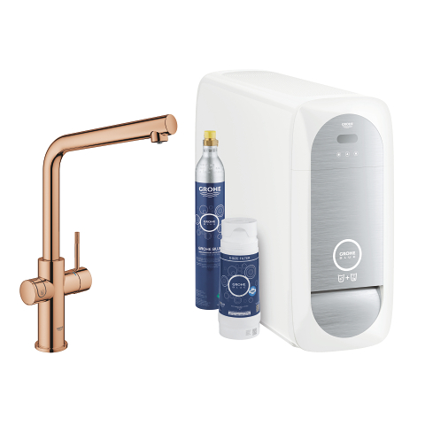 GROHE Blue Home L-tud starter kit