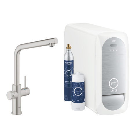 GROHE Blue Home L-Auslauf Starter Kit