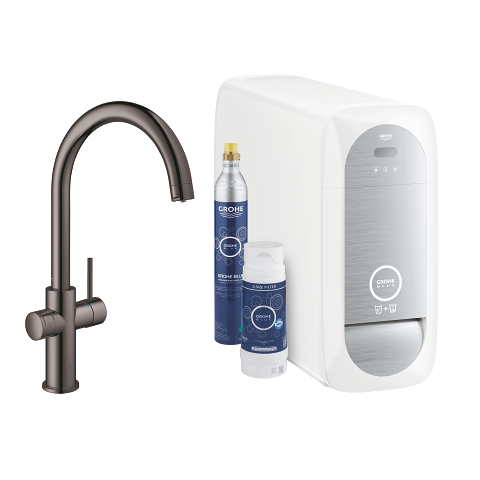 GROHE Blue Home C-Auslauf Starter Kit