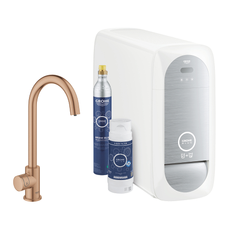 GROHE Blue Home Kit de démarrage - Mono
