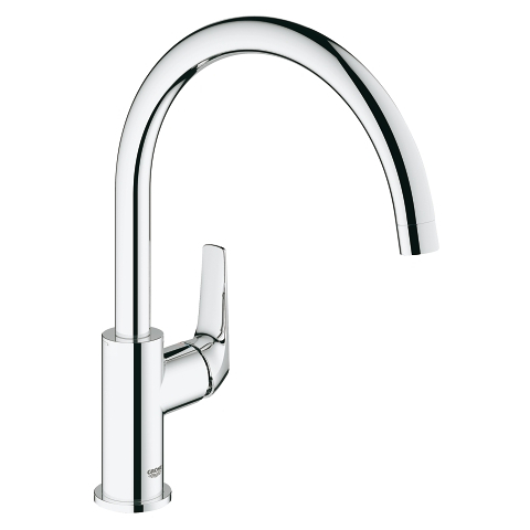 BauFlow Single-lever sink mixer 1/2″