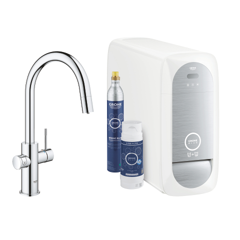 GROHE Blue Home Starter Kit bica em L