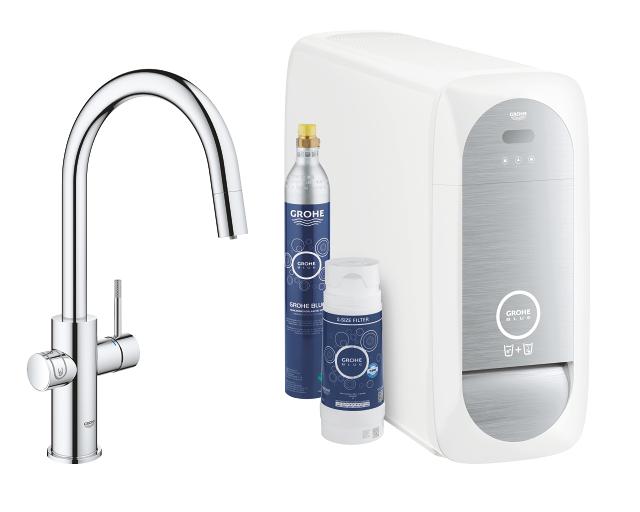 GROHE Blue Home Starter kit con installazione