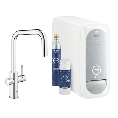 GROHE Blue Home Pipă tip U Starter Kit