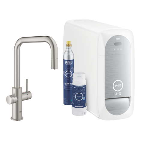 GROHE Blue Home Starter Kit bica em U