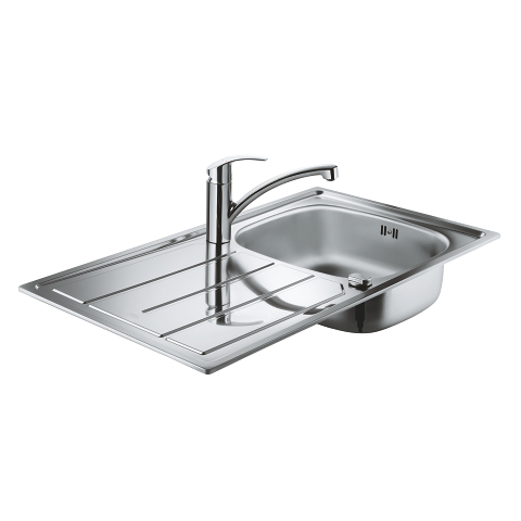 Eurosmart Kitchen sink and tap bundle