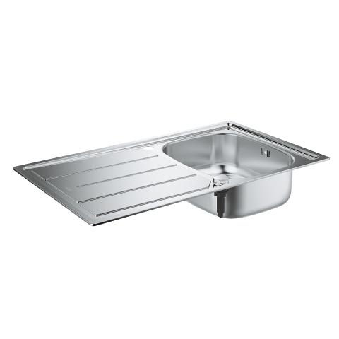 K200 Stainless Steel Sink with Drainer