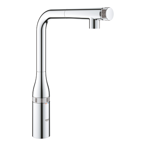 Sink mixer with SmartControl