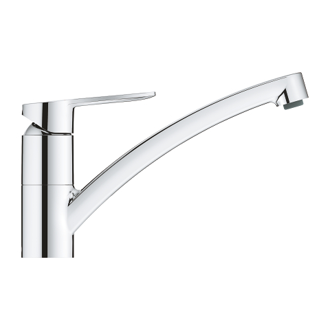 BauEco Single-lever sink mixer 1/2″
