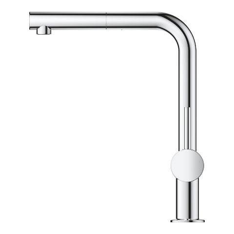 GROHE Blue Pure Minta Single-lever sink mixer with filter function
