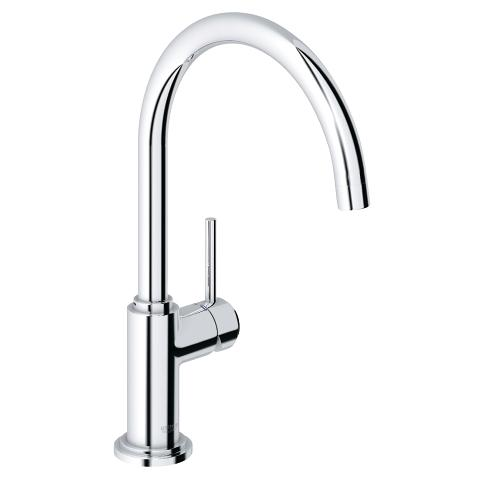 Atrio Single-lever sink mixer 1/2″