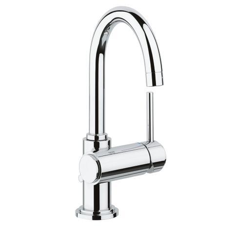 Atrio Single-lever basin mixer 1/2″