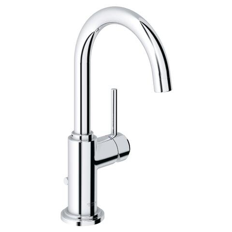 Atrio Single-lever basin mixer 1/2″ L-Size
