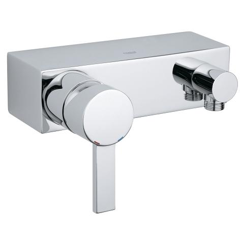 Single-lever shower mixer