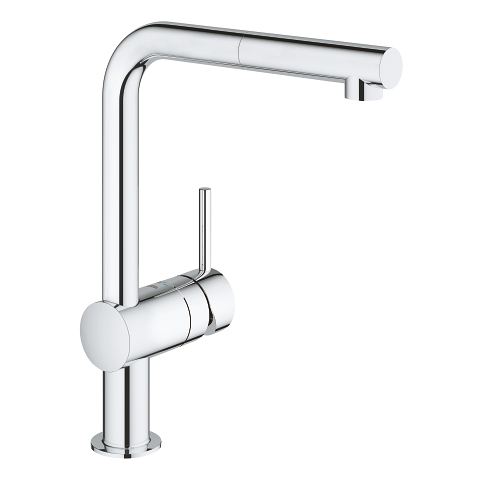Minta Single-lever sink mixer 1/2″