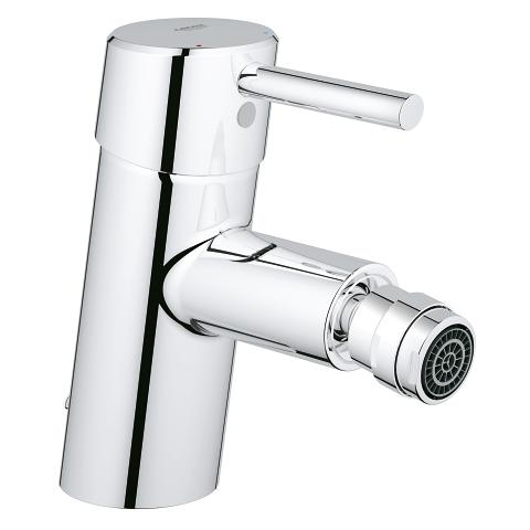 Concetto Single-lever bidet mixer S-Size