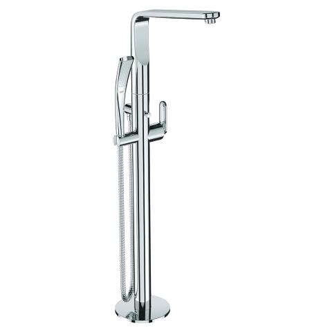 Veris Single-lever bath mixer 1/2″ floor mounted