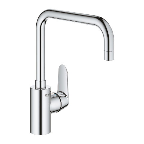 Eurodisc Cosmopolitan Single-lever sink mixer 1/2″