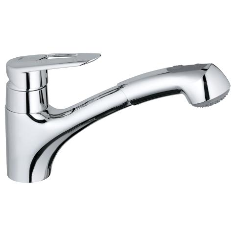 Touch Single-lever sink mixer 1/2″