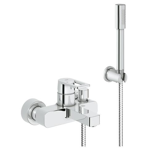 Quadra Single-lever bath/shower mixer 1/2″