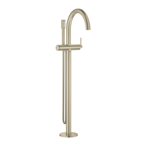 Atrio Single-lever bath mixer, floor mounted