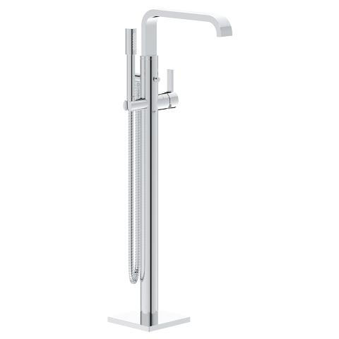 Allure Single-lever bath mixer 1/2″ floor mounted