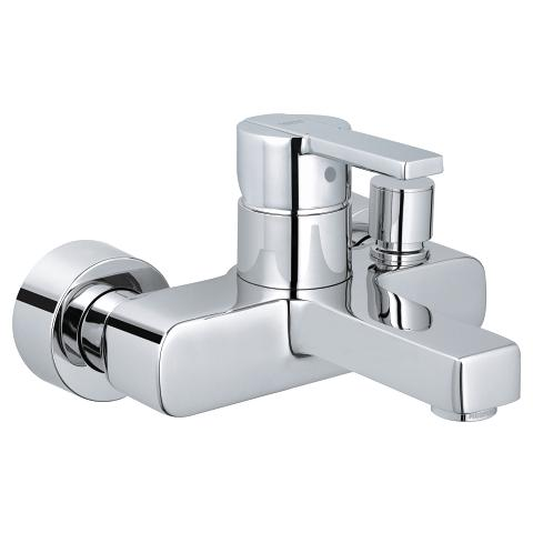 Even Single-lever bath mixer 1/2″