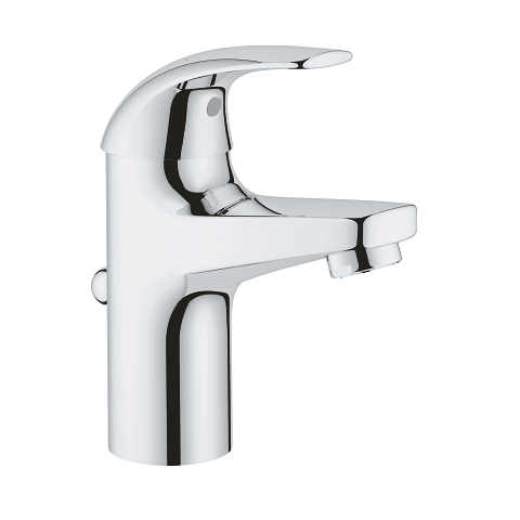 GROHE BauCurve Single-lever basin mixer