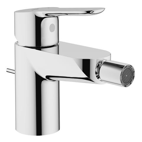 BauEdge Single-lever bidet mixer