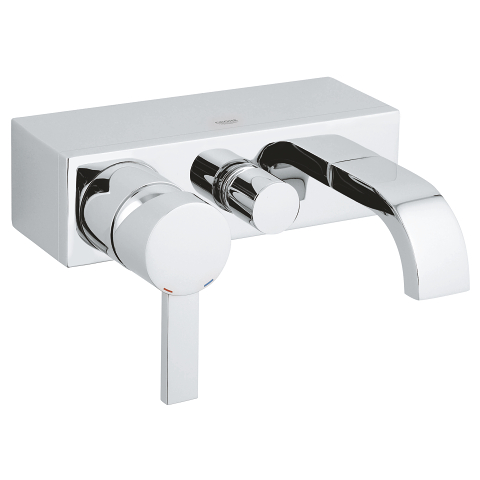 Allure Single-lever bath mixer 1/2″