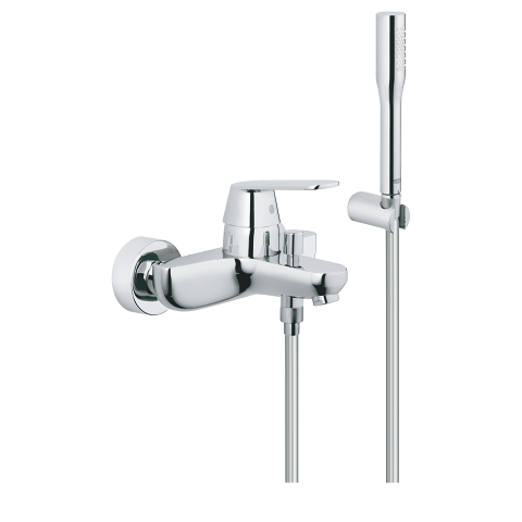 Eurosmart Cosmopolitan Single-lever bath/shower mixer 1/2″