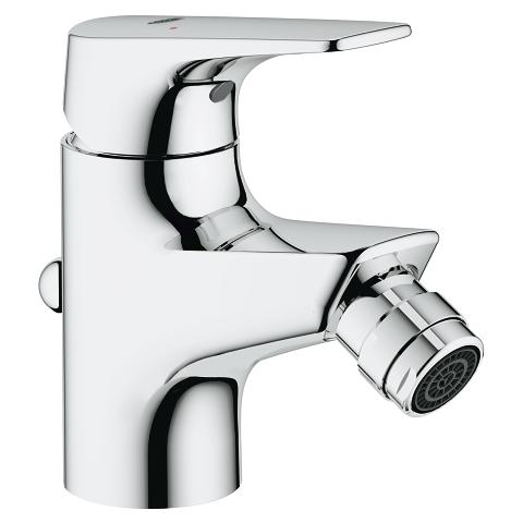 Single-lever bidet mixer
