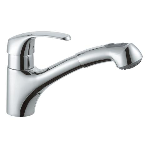 599List Price.: (0). Alira Single Handle Kitchen Faucet. 32999SD0 GROHE  RealSteel®