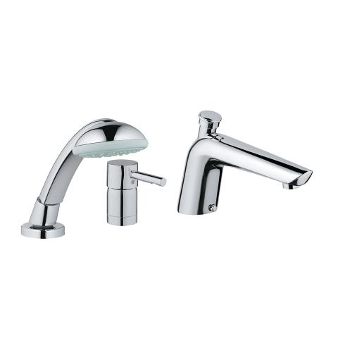 Essence Three-hole bath combination 1/2″