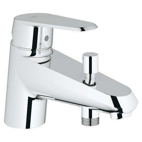Eurodisc Cosmopolitan Single-lever bath/shower mixer 1/2″