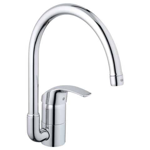 Eurosmart Single-lever sink mixer 1/2″