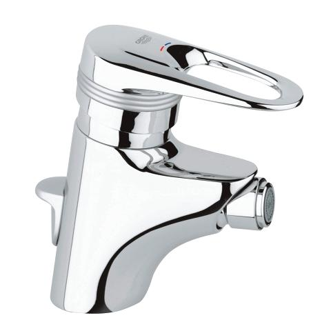 Europlus Single-lever bidet mixer