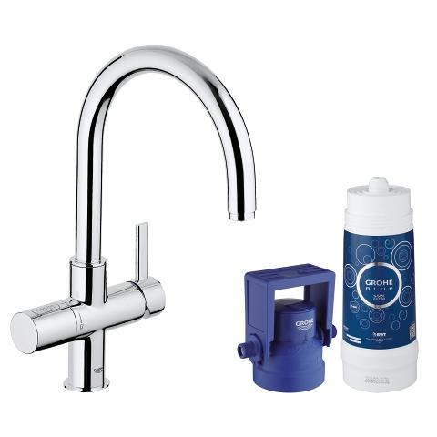 GROHE Blue Pure Kit de démarrage