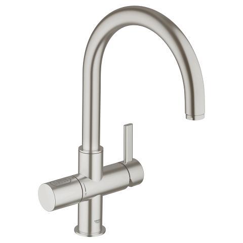 Single-lever sink mixer 1/2″ Bi-Flow