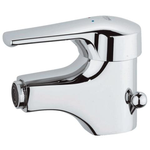 Eurosmart Single-lever bidet mixer
