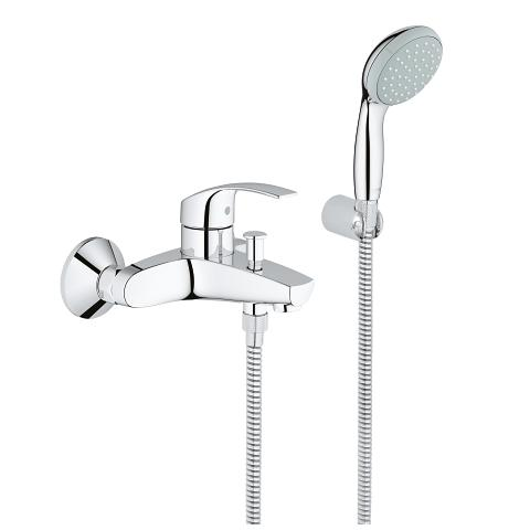 Eurosmart Single-lever bath/shower mixer 1/2″