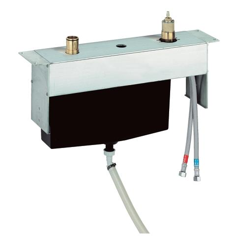 3-hole single-lever bath combination