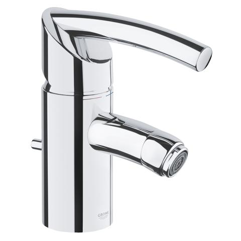 Tenso Single-lever bidet mixer