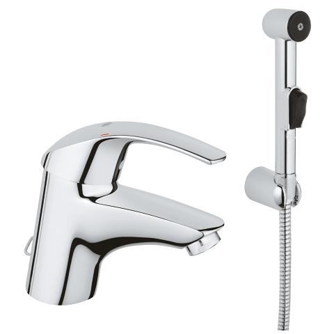 Eurosmart Hygienica Single-lever basin mixer S-Size